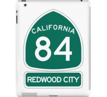 CA-84 - Redwood City iPad Case/Skin