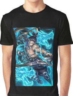 OVERWATCH HANZO Graphic T-Shirt