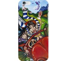 The Mile High Club iPhone Case/Skin