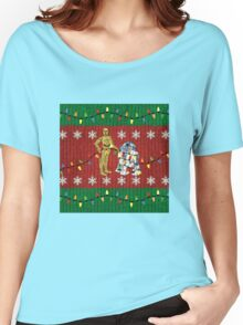 Ugly Christmas Sweater  Women's Relaxed Fit T-Shirt