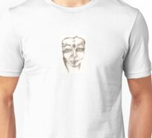 illustrated woman Unisex T-Shirt