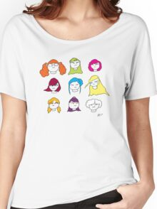 Every Girl Women's Relaxed Fit T-Shirt