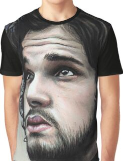 bewitching face Graphic T-Shirt