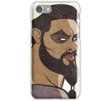 well-formed body iPhone Case/Skin