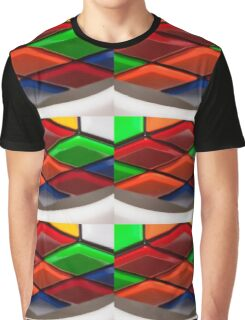 Tilted Graphic T-Shirt