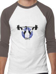 Praise The GYM Men's Baseball ¾ T-Shirt