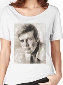 Lee Majors, Actor Women's Relaxed Fit T-Shirt