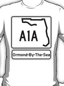 A1A - Ormond-By-The-Sea T-Shirt