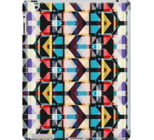 Colorful Abstract Weave Pattern iPad Case/Skin