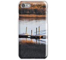 Atlantic Intracoastal Waterway iPhone Case/Skin
