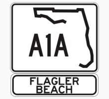 A1A - Flagler Beach  by IntWanderer