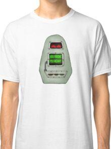Heart Broken Robot Classic T-Shirt