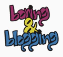 Boring&Blogging by StitchedAmity