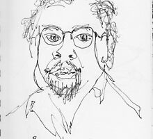 Self Portrait 99 by James Lewis Hamilton