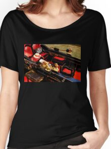 Impressions Of Venice - Reserve Your Gondola Women's Relaxed Fit T-Shirt