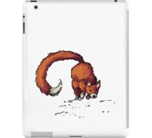 Pixel fox iPad Case/Skin
