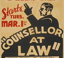 Counsellor At Law by Museenglish