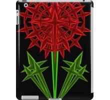 crystal rose iPad Case/Skin
