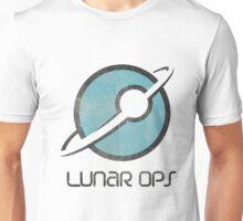 Faded Lunor Ops Logo Unisex T-Shirt