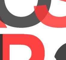 rose up - derrick rose Sticker