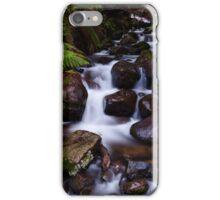 Cement Creek Cascades - Victoria Australia iPhone Case/Skin