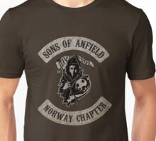 Sons of Anfield - Norway Chapter Unisex T-Shirt
