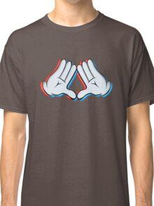 Stereoscopic swag hand Classic T-Shirt