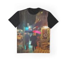 Shopping Stroll Graphic T-Shirt