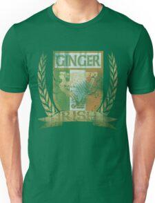 Ginger Irish Crest Unisex T-Shirt