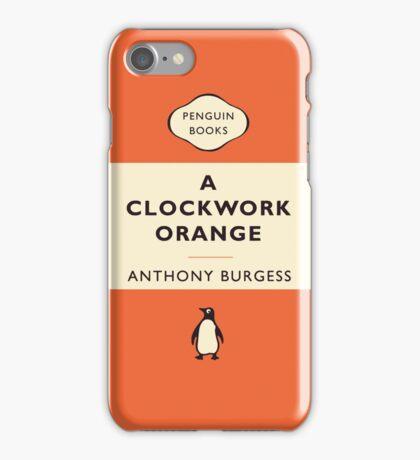 Penguin Classics A Clockwork Orange iPhone Case/Skin