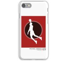 Michael Jordan 23 - Bulls iPhone Case/Skin