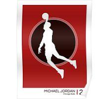 Michael Jordan 23 - Bulls Poster