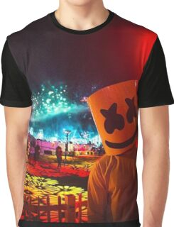 MARSHMELLO EDM MUSIC MELLOGANG Graphic T-Shirt