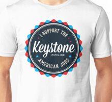 Keystone Pipeline Unisex T-Shirt