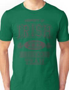 Irish Drinking Team St Patrick's Day Unisex T-Shirt