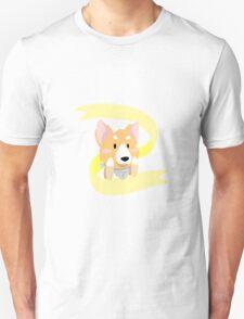 Speechless Corgi Unisex T-Shirt