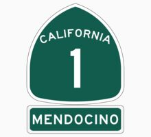 PCH - CA Highway 1 - Mendocino Kids Clothes