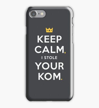 Keep Calm iPhone Case/Skin