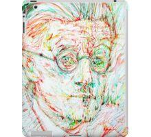 JAMES JOYCE portrait.2 iPad Case/Skin