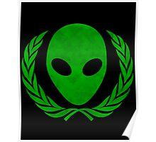United alien Poster
