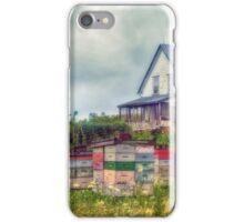 Farmhouse in Nova Scotia iPhone Case/Skin
