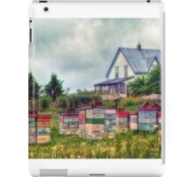 Farmhouse in Nova Scotia iPad Case/Skin