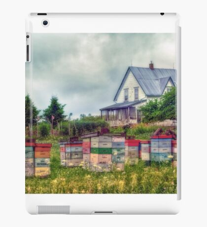 Farmhouse in Nova Scotia iPad Case/Skin