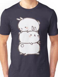 Bunny Pile Unisex T-Shirt