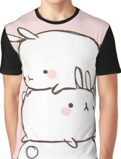 Bunny Pile Graphic T-Shirt