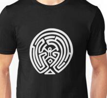 Westworld Maze Symbol Unisex T-Shirt