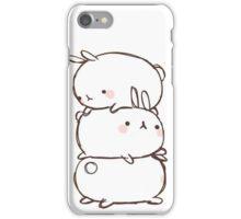 Bunny Pile iPhone Case/Skin
