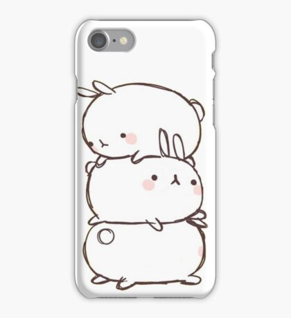 Bunny Pile iPhone Case/Skin
