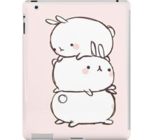 Bunny Pile iPad Case/Skin
