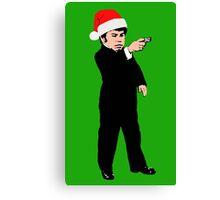 Nick Nack Christmas Edition Canvas Print